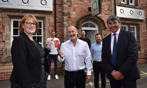Q invests in Shrewsbury office